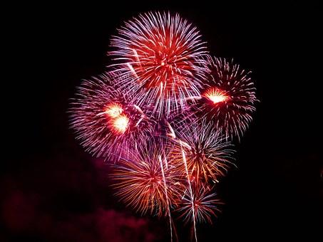 Sea Club II Fireworks