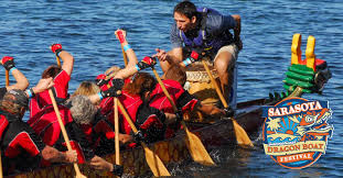 Sarasota International Dragon Boat Festival April 21st, 2018